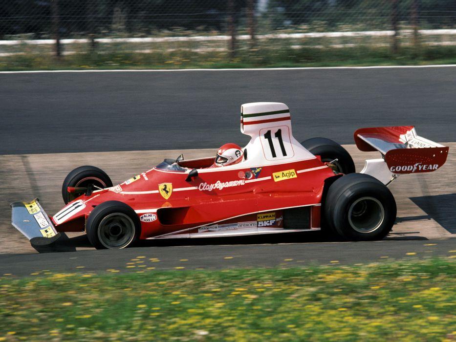 1977 Ferrari 312 T formula one f-1 race racing 312-t wallpaper