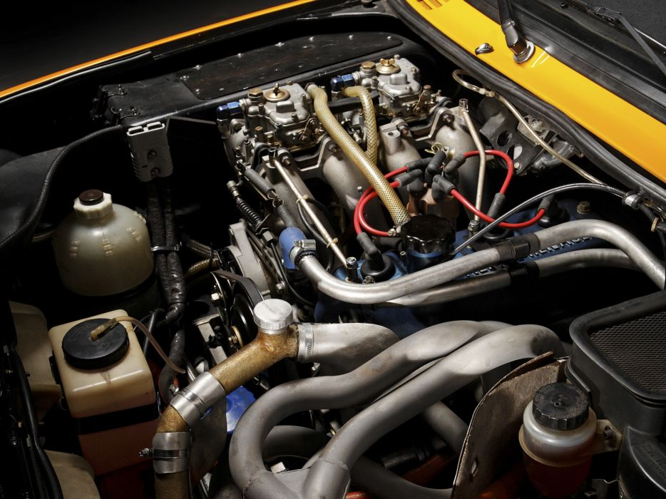 1977 Renault 5 Alpine Rally race racing engine       g wallpaper