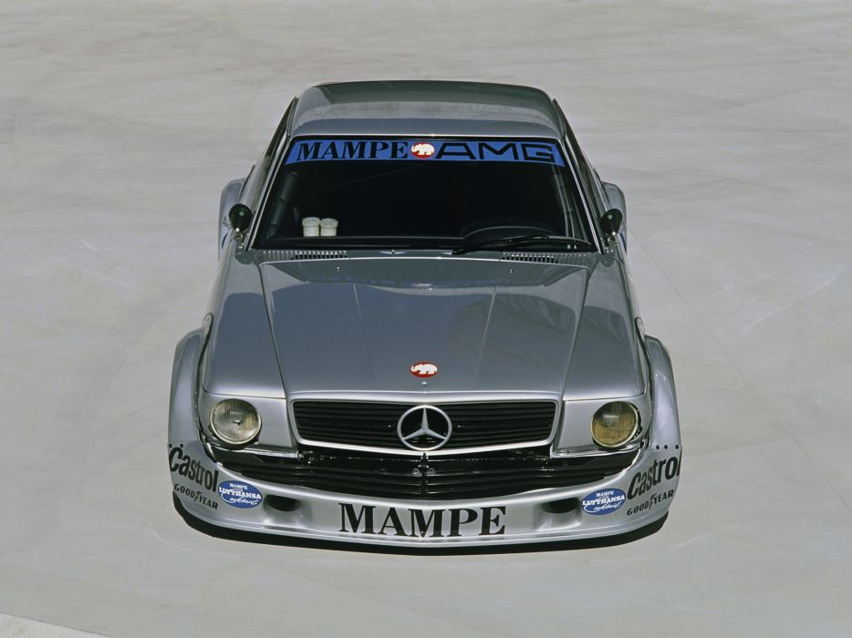 1978 Mercedes Benz AMG SLC 450 Rennwagen C107 race racing g wallpaper