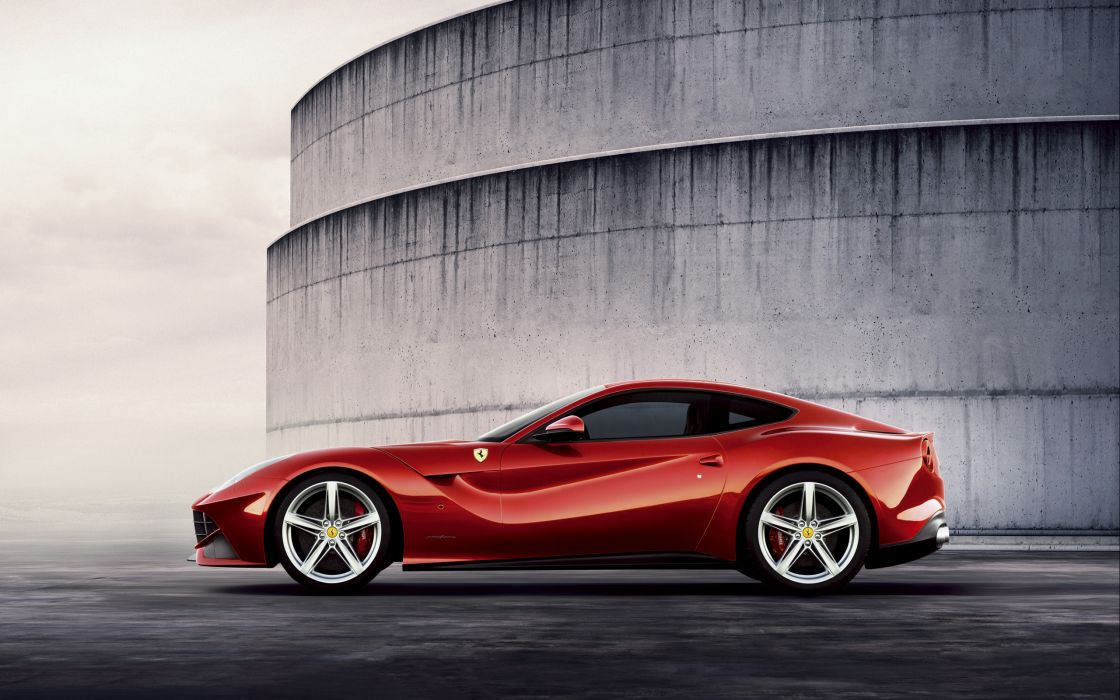 2013 Ferrari F12 Berlinetta supercar   ge wallpaper