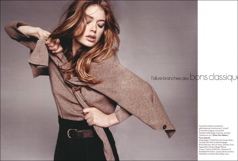 Doutzen Kroes Fashion Model HD Picture 1
