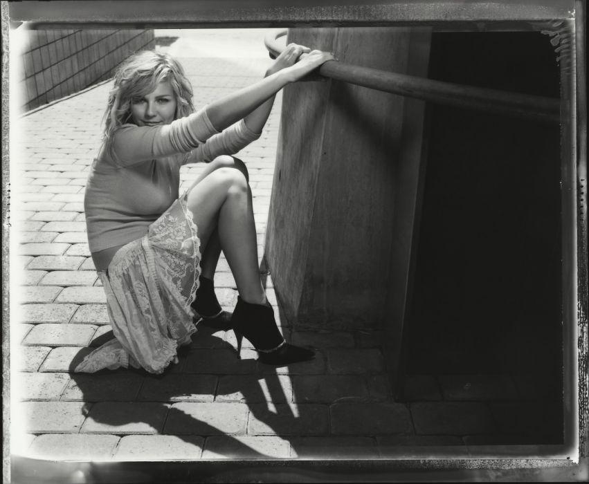 Kirsten Dunst actress blonde    d wallpaper