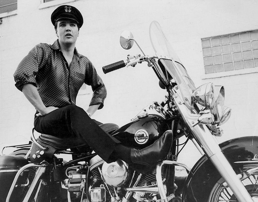 Elvis Presley rock men    kj wallpaper