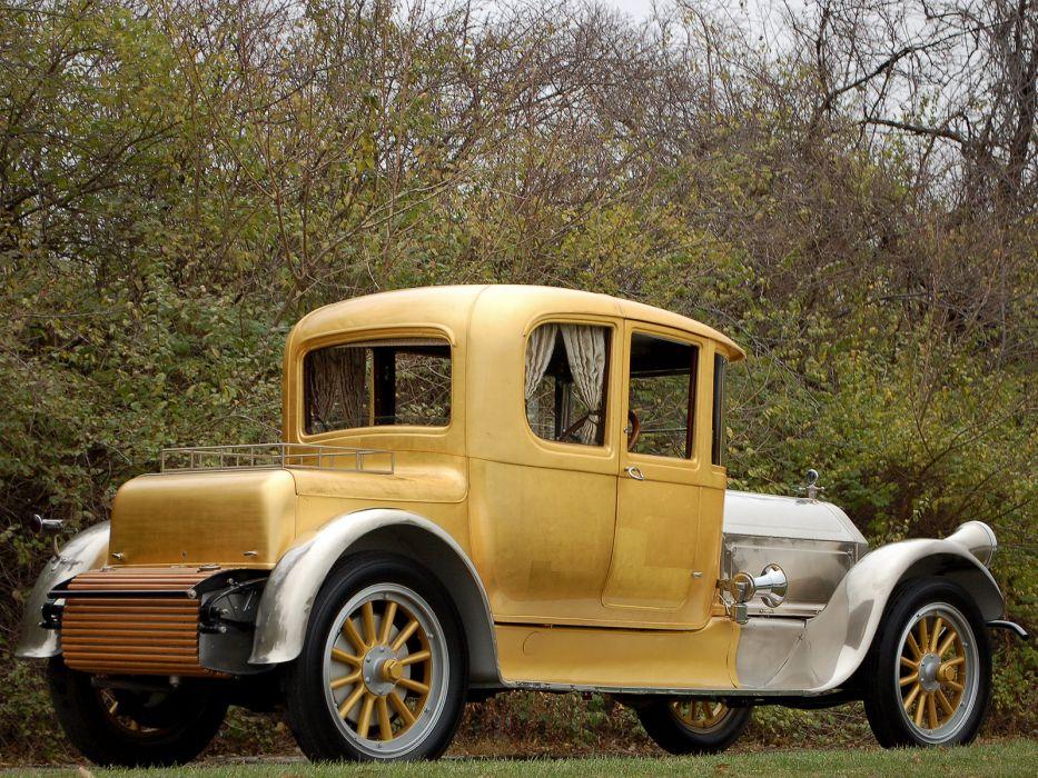 1920 Pierce Arrow Model-48 Coupe Series-51 retro    h wallpaper