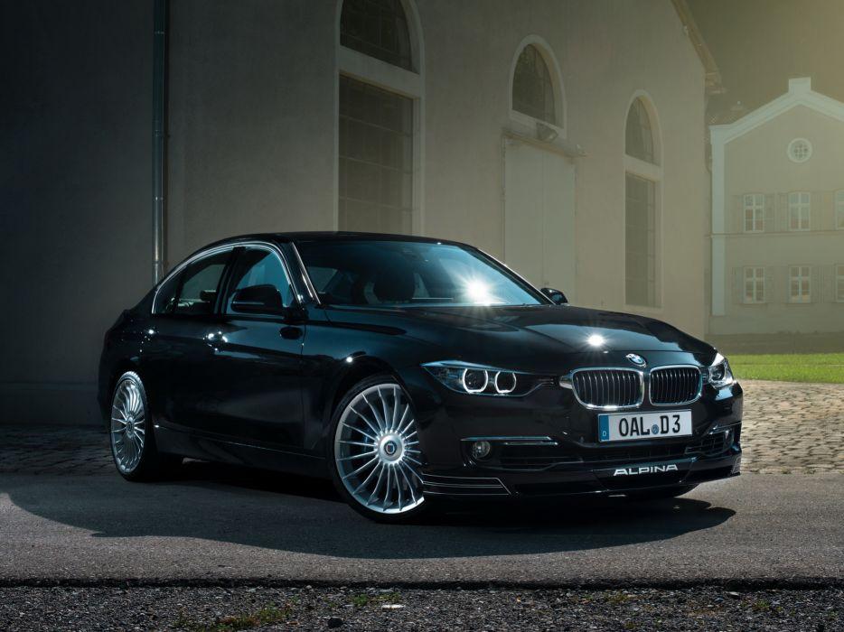 2013 Alpina BMW D-3 Bi-Turbo Limousine F30 wallpaper