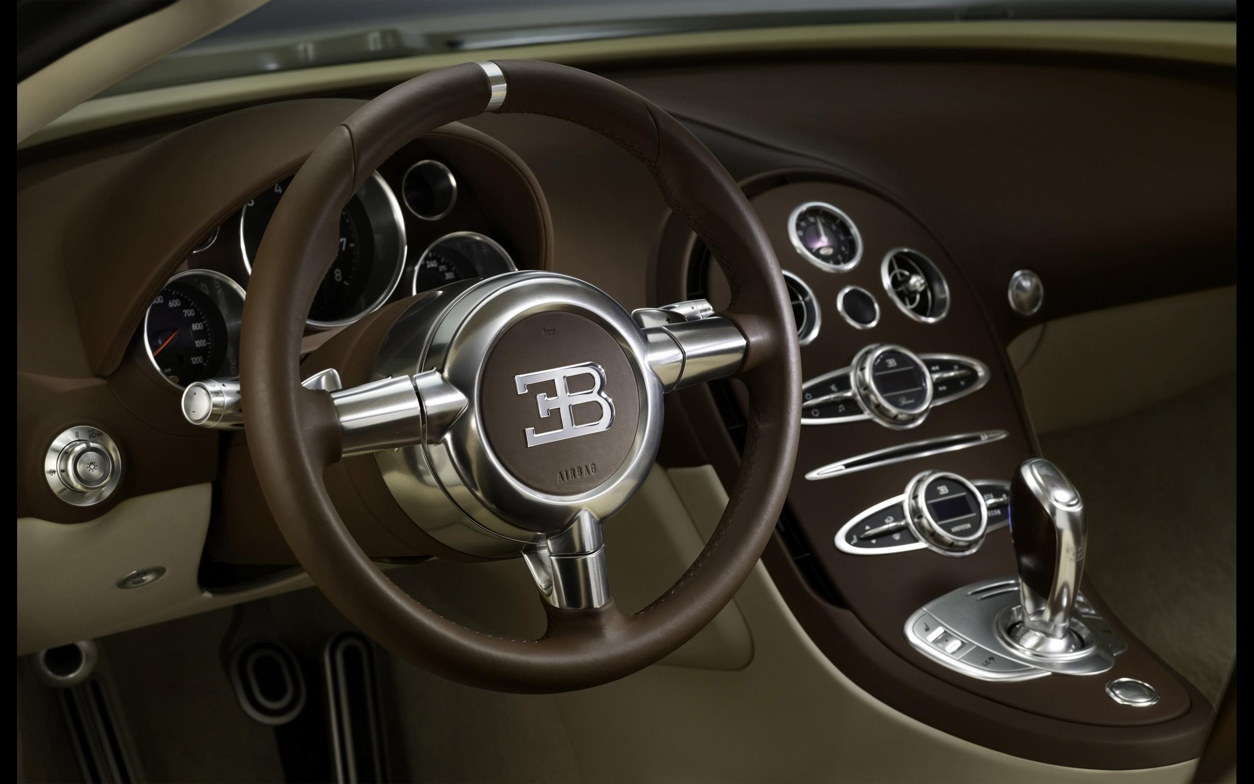 Bugatti Veyron Grand Sport Vitesse Legend Supercar Interior H