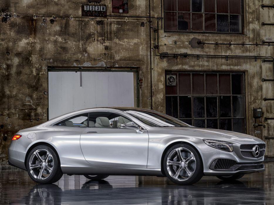 2013 Mercedes Benz S-Class Coupe Concept   hd wallpaper