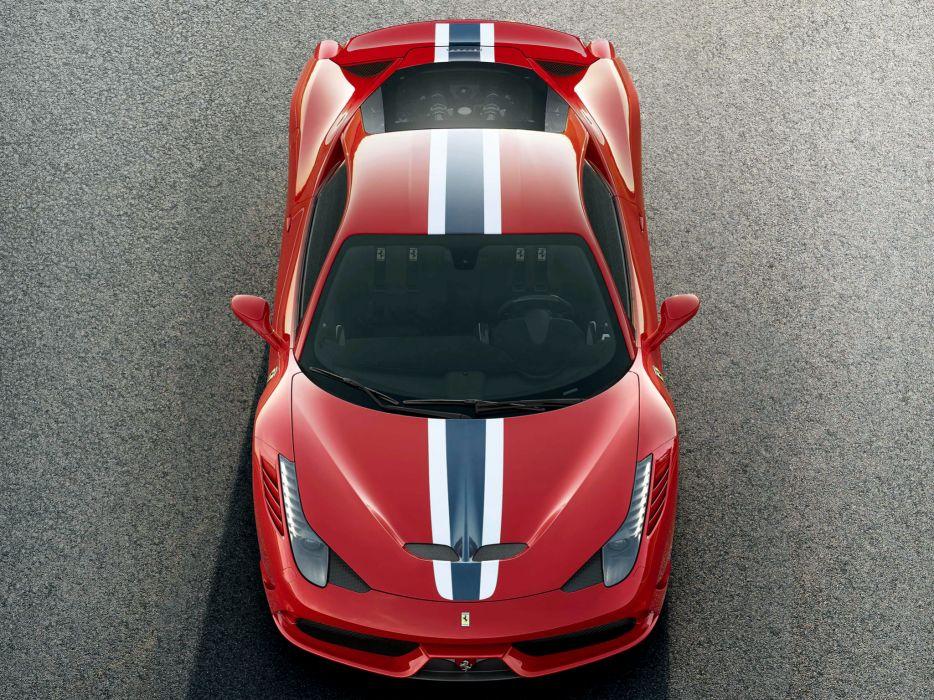 2014 Ferrari 458 Speciale supercar   f wallpaper