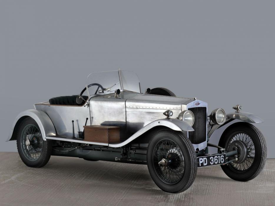 1924 Frazer Nash 1 Az Litre Super Sports retro race racing      h wallpaper