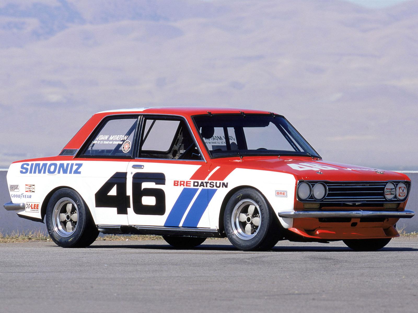 1971 Datsun 510 Trans-Am race racing wallpaper | 1600x1200 ...
