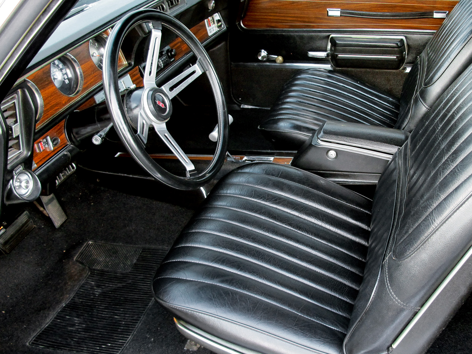 1972 Hurst Oldsmobile Cutlass Supreme Hardtop Coupe Indy 500 Pace Muscle Race Racing Interior F