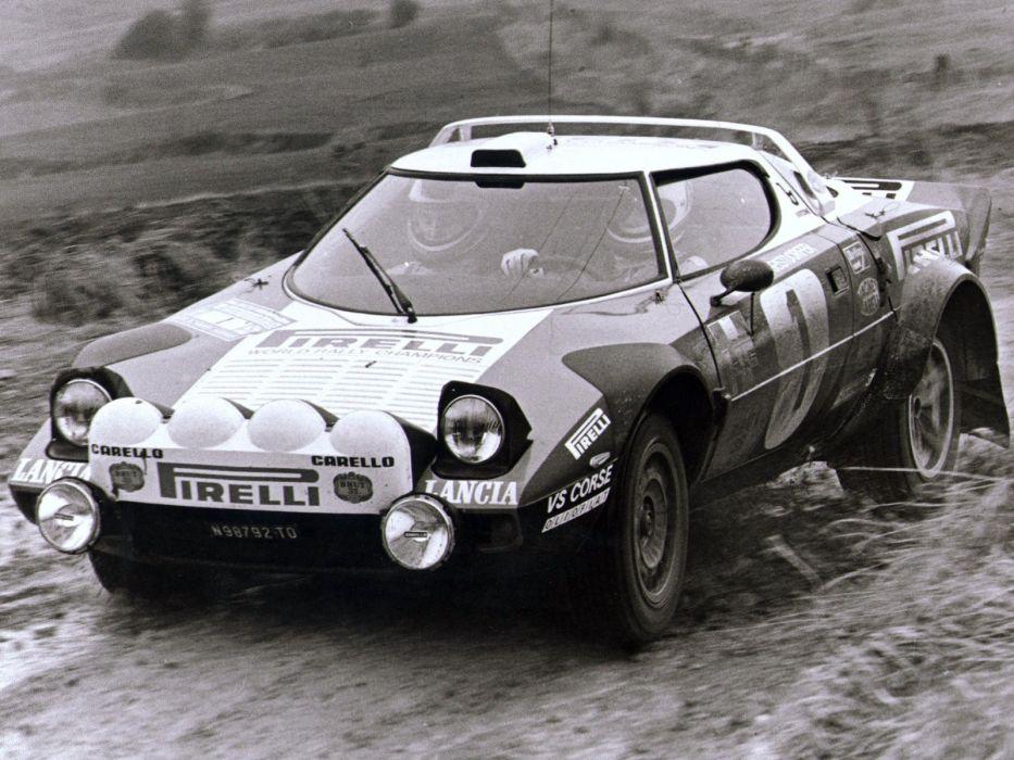 1972 Lancia Stratos Group-4 race racing    h wallpaper