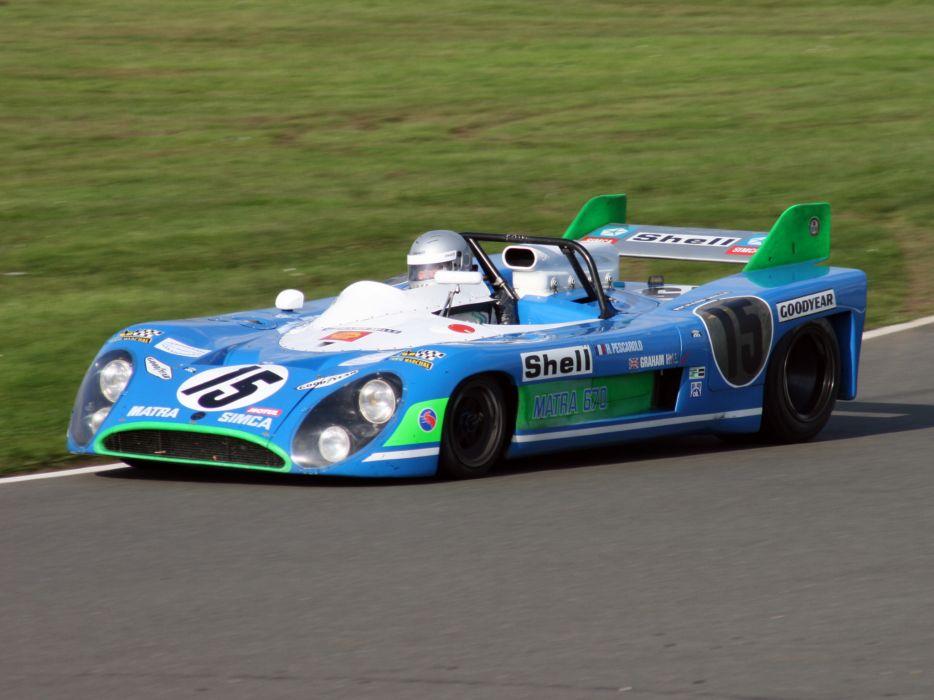 1972 Matra MS670C le-mans race racing   g wallpaper