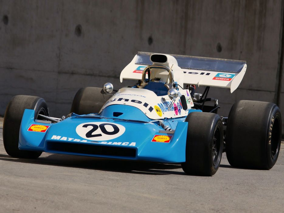 1972 Matra Simca MS120C race racing formula one f-1    h wallpaper