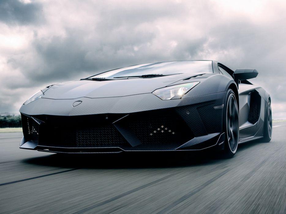 2012 Mansory Lamborghini Aventador LP700-4 Carbonado LB834 supercar g wallpaper