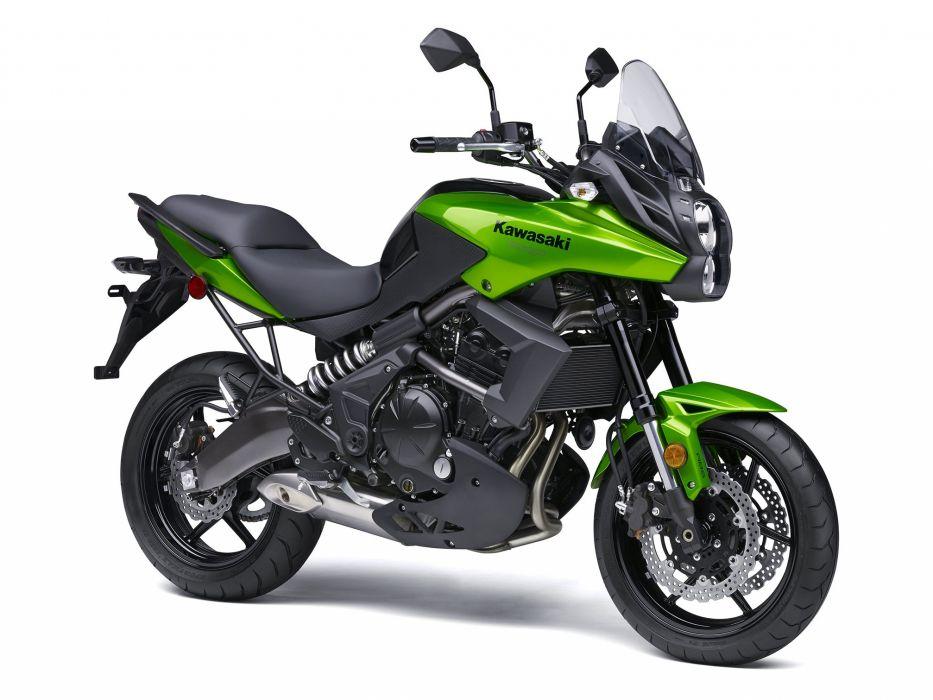 2014 Kawasaki Versys 650 ABS   g wallpaper