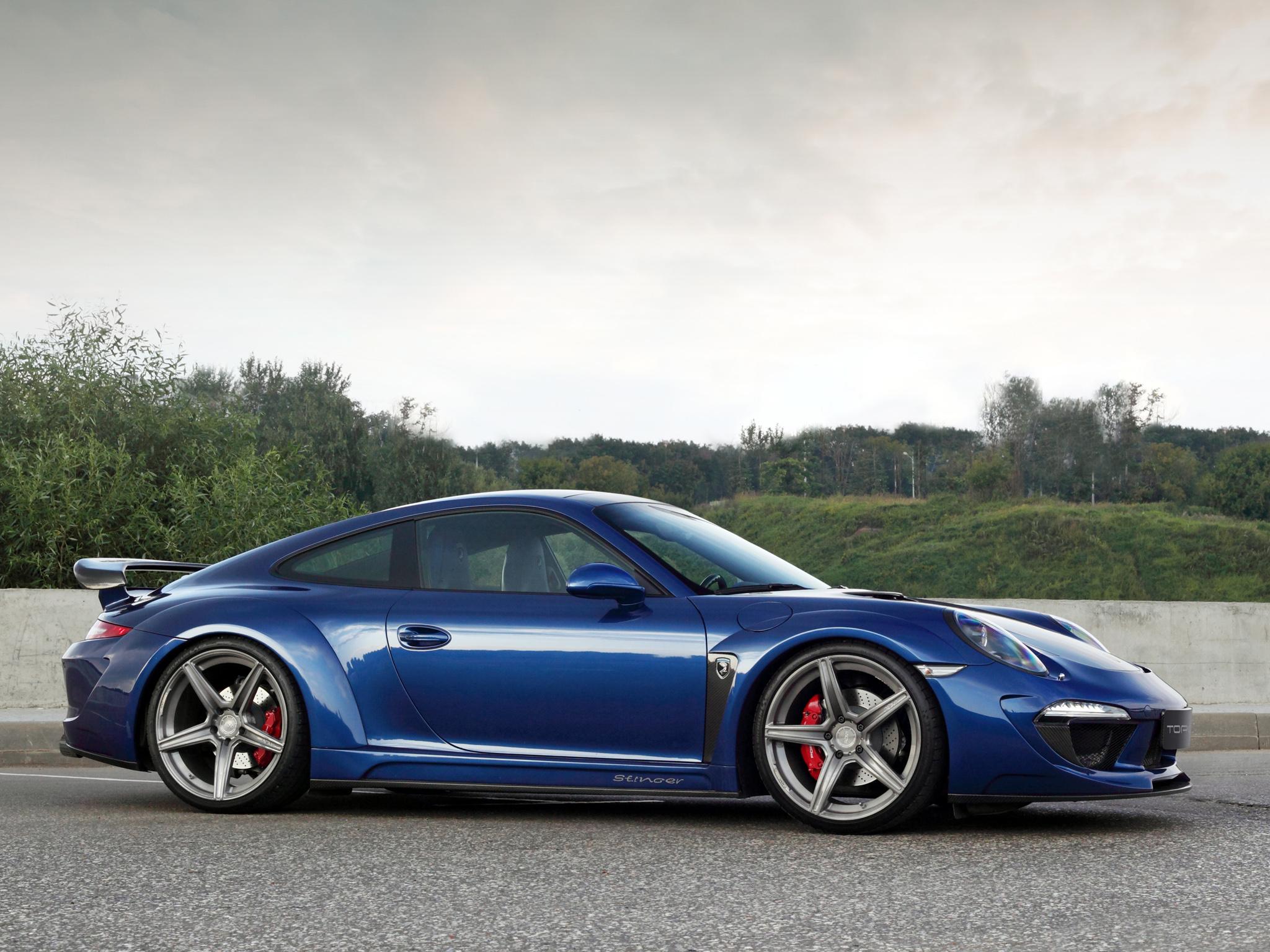 2013 Topcar Porsche 911 Carrera Stinger 991 Tuning