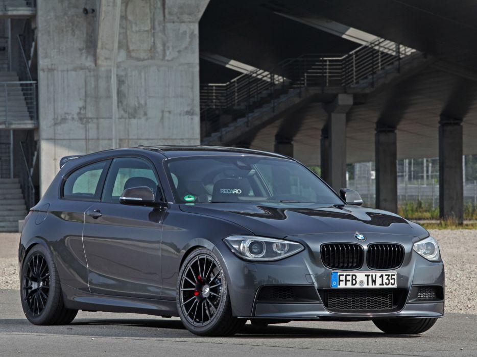 2013 Tuningwerk BMW M135i 3-door F21 tuning wallpaper