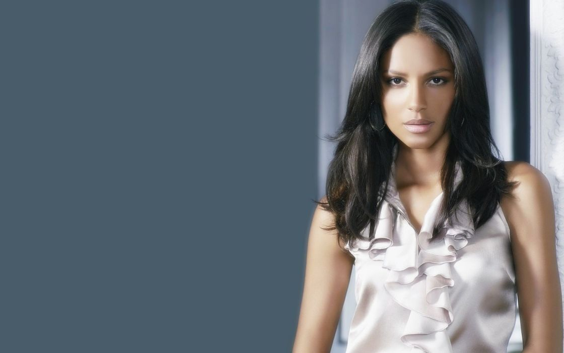Woman Girl Beauty Brunette Emanuela de Paula wallpaper