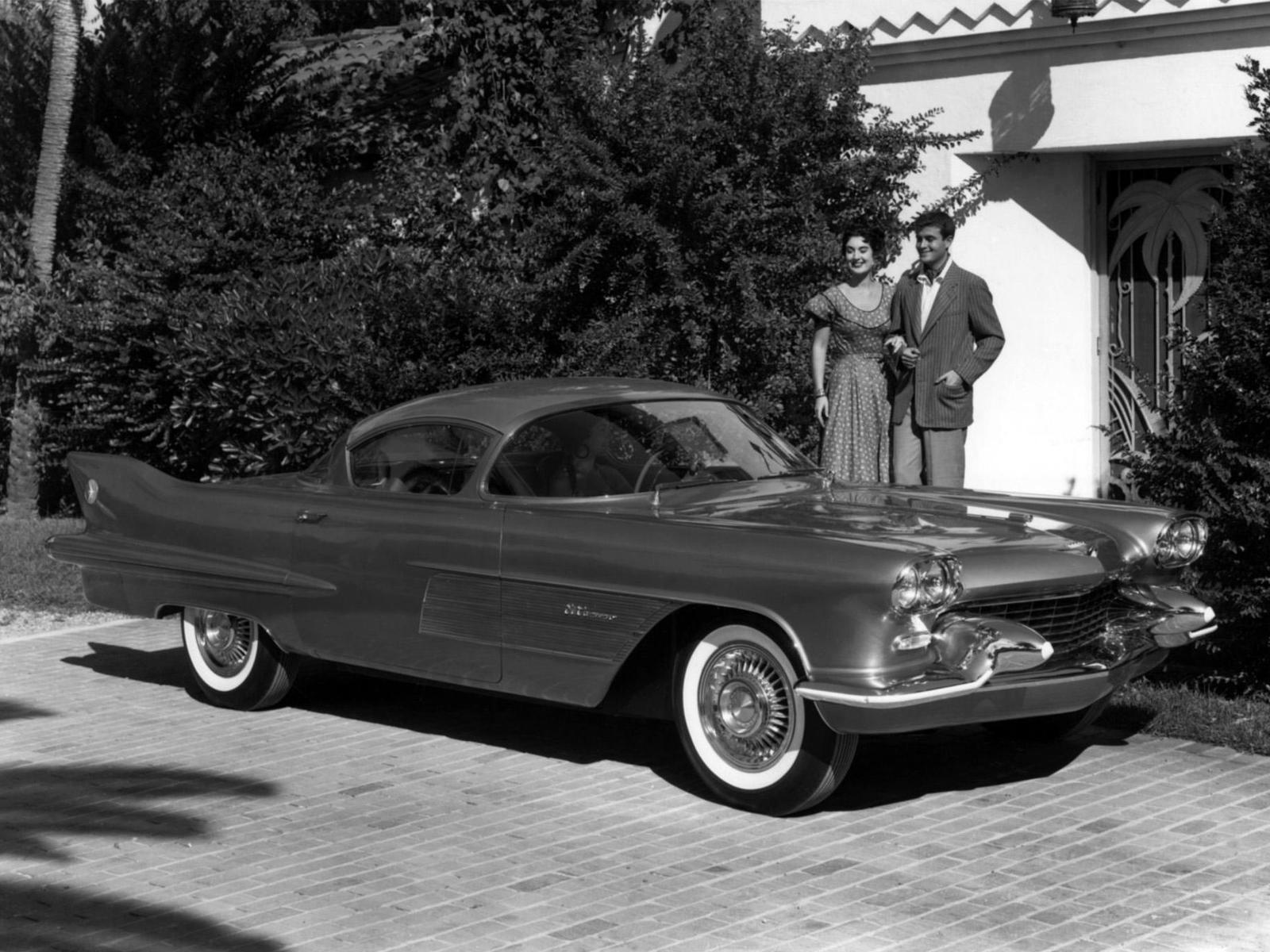 1954 Cadillac El Camino Concept Car retro el-camino g ...