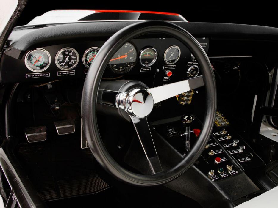 1968 Chevrolet Corvette L88 Convertible Race Car Da 3 Race Racing