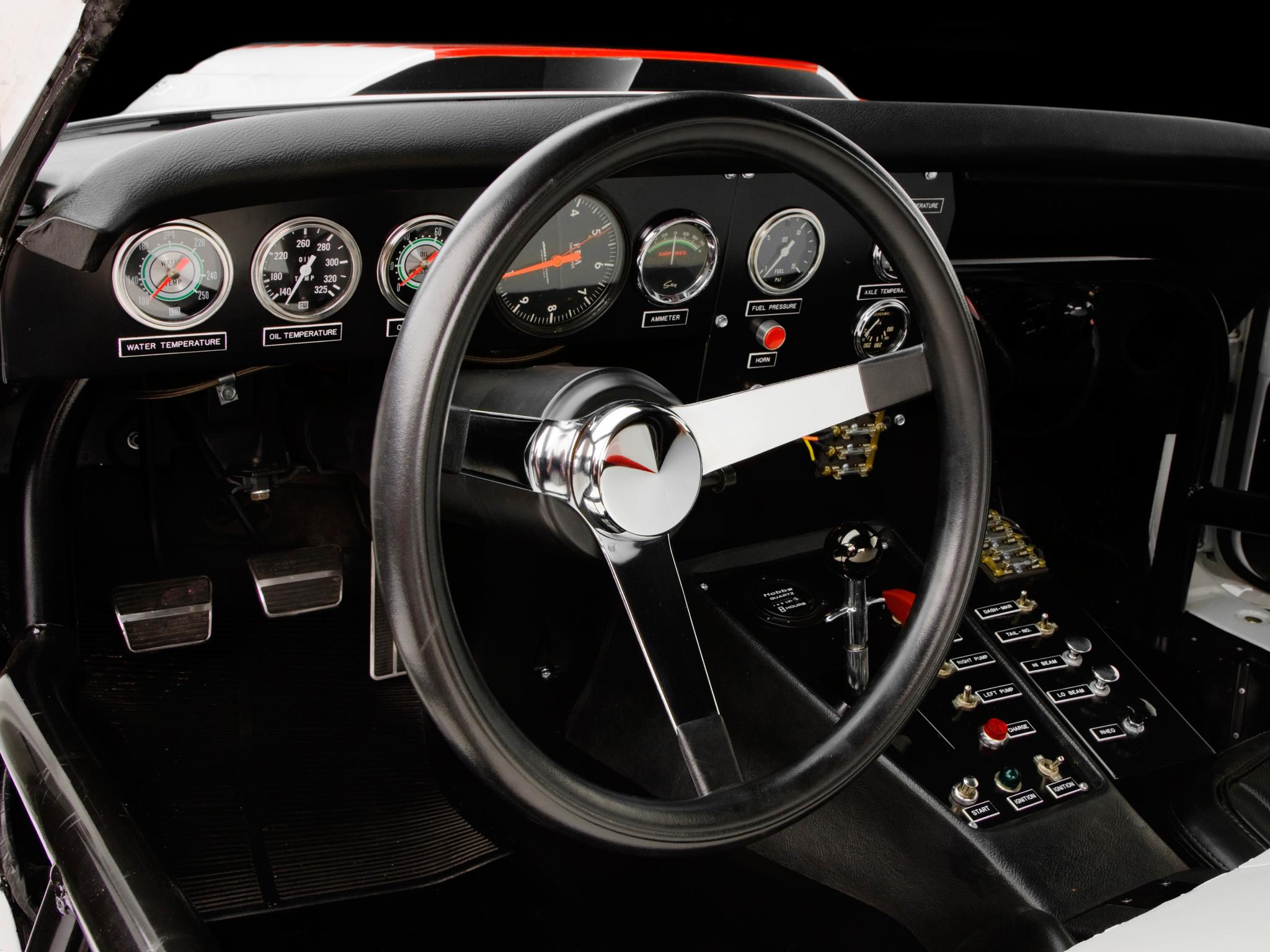 1968 Chevrolet Corvette L88 Convertible Race Car Da 3 Race