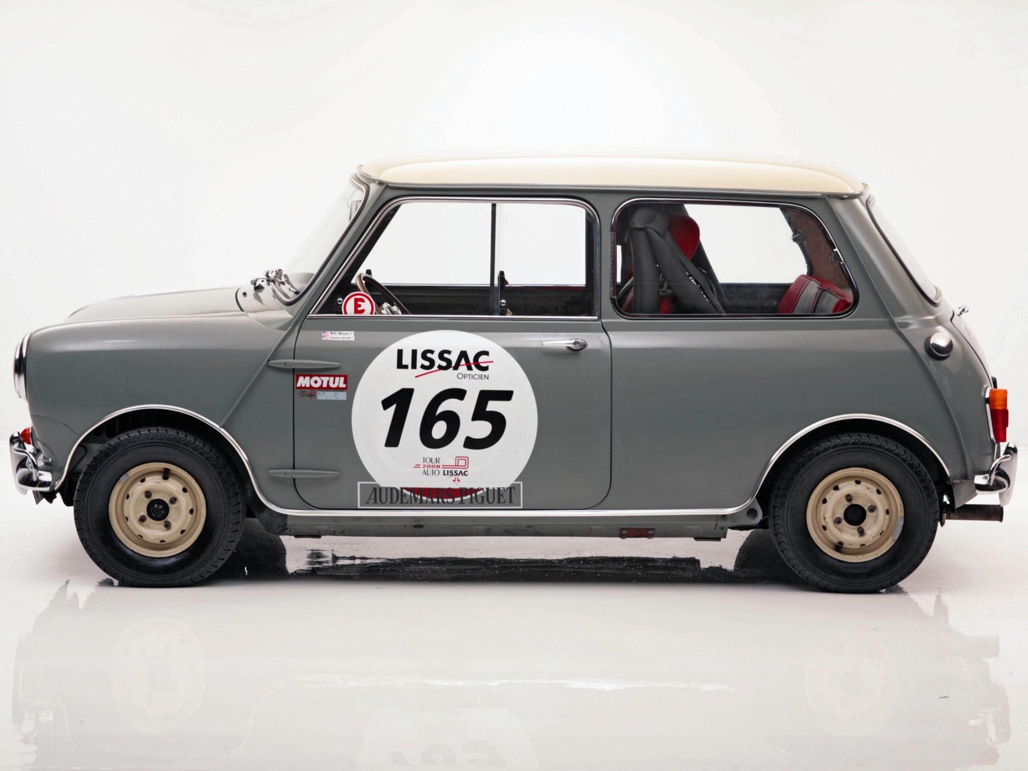 1964 Austin Mini Cooper S Rally ADO15 race racing classic coopers
