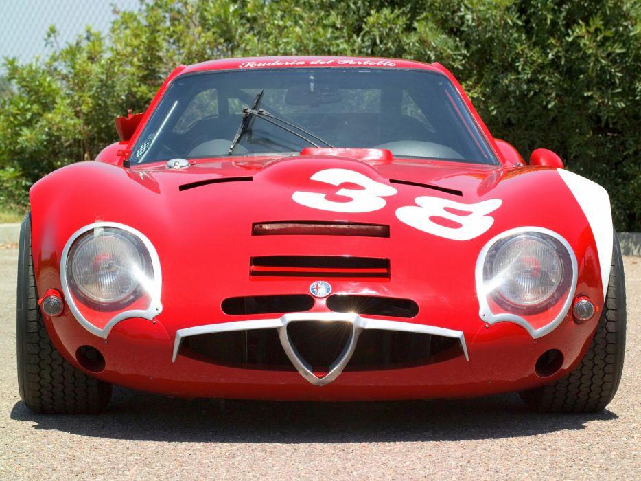 Permalink to Alfa Romeo Giulia Race Car