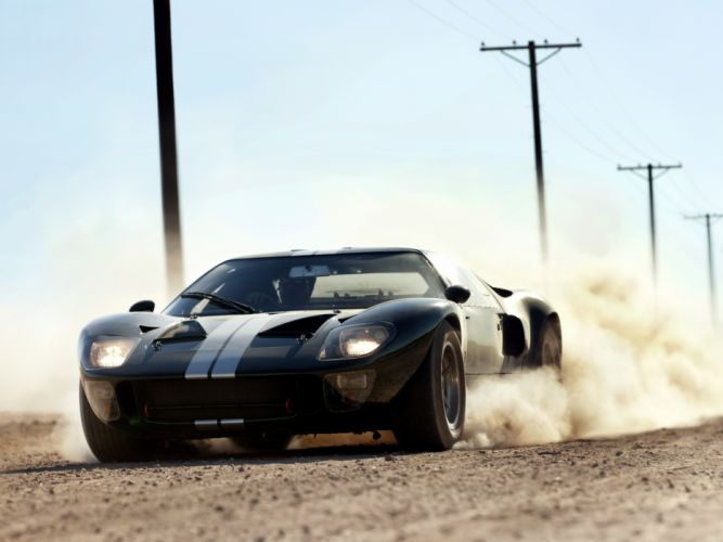 1965 Ford GT40 MkII supercar race racing classic g-t g wallpaper