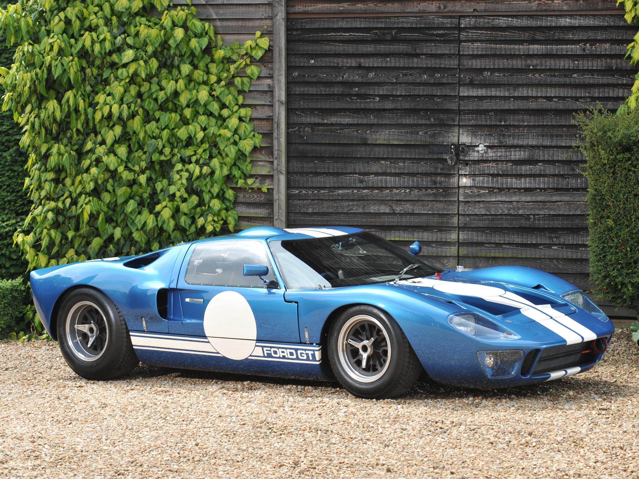 Ford Gt Mkii Supercar Race Racing Classic G T G Wallpaper X  Wallpaperup