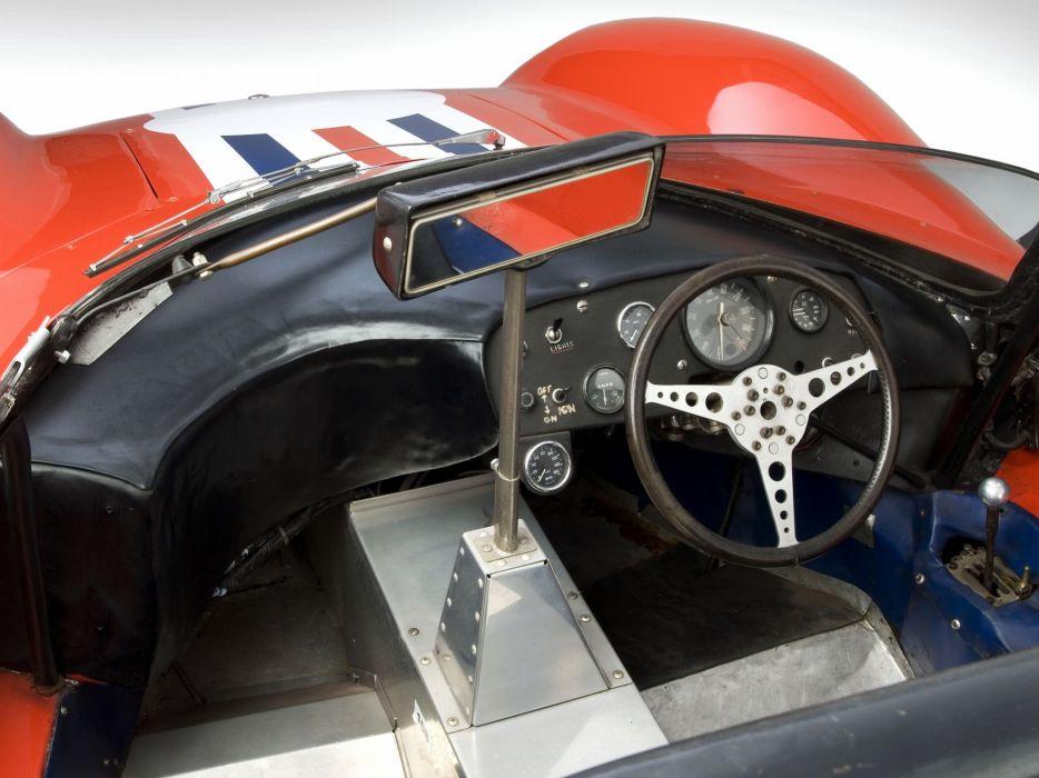 1965 Maserati Tipo 65 Birdcage race racing supercar classic tipo-65 interior       g wallpaper