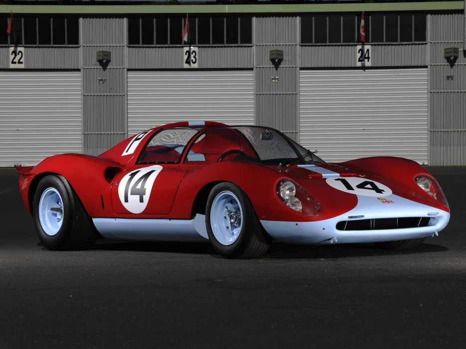 1966 Ferrari 206 S Dino Spyder By Carrozzeria supercar race racing classic wallpaper