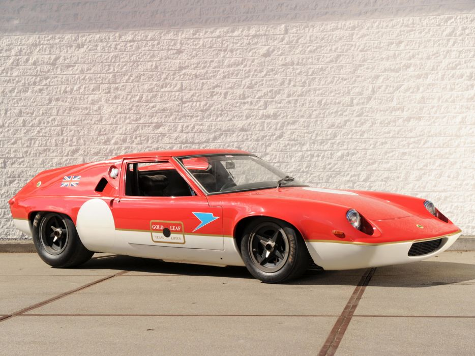 1966 Lotus Europa Racing Car Type-47 race racing g wallpaper ...