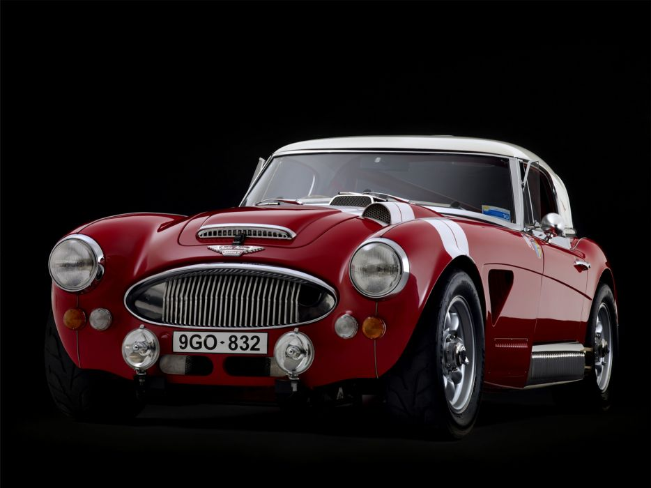 1967 Austin Healey 3000 Rally Car MkIII classic race racing    f wallpaper