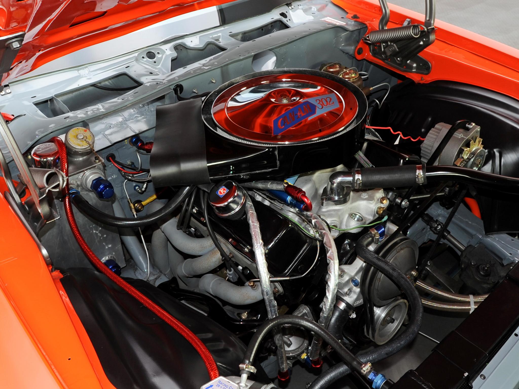 1970 Chevrolet Camaro Z28 Trans
