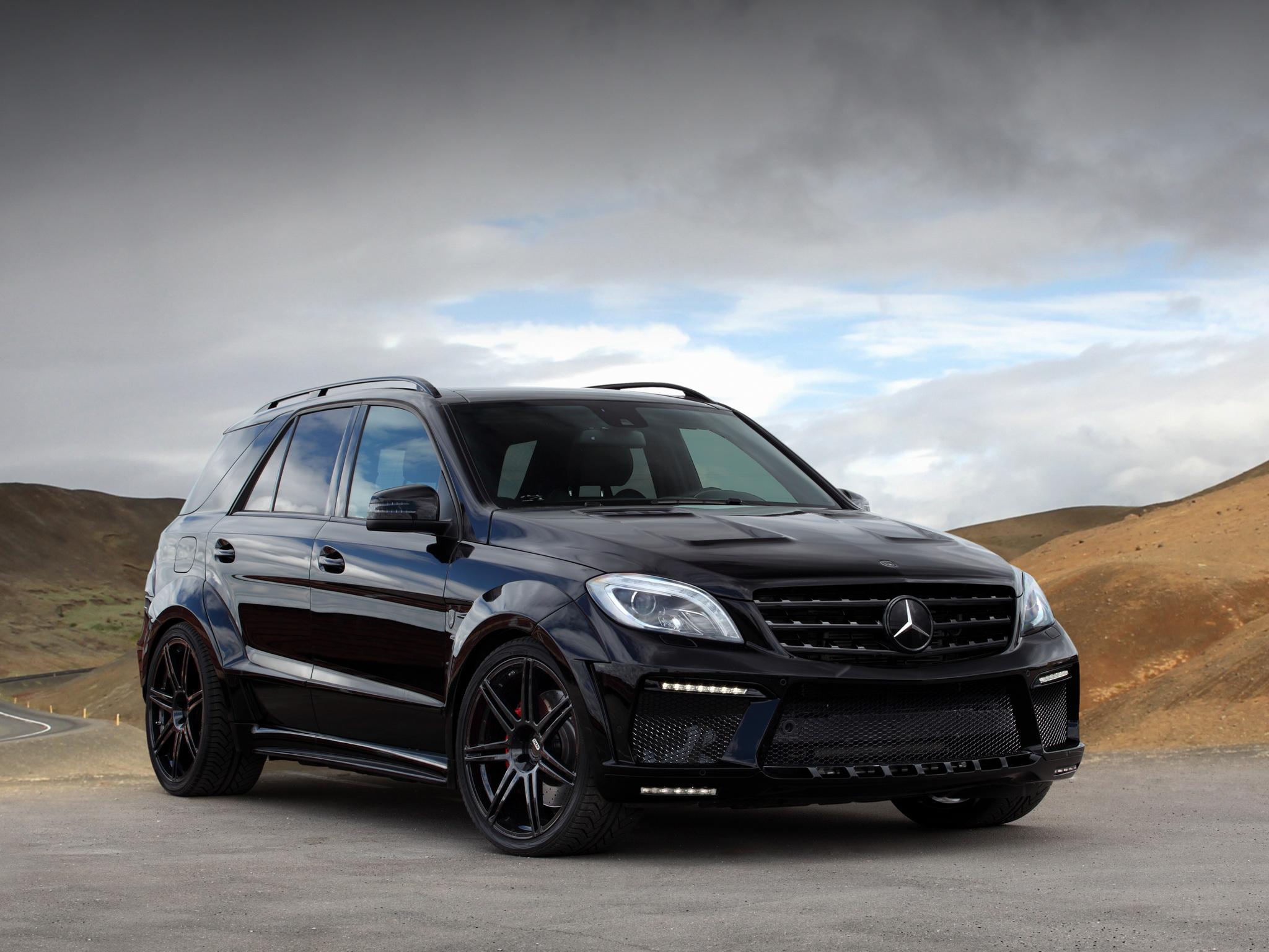 2012 topcar mercedes benz m klasse inferno w166 tuning suv h wallpaper 2048x1536 147725 wallpaperup - Mercedes Suv 2012