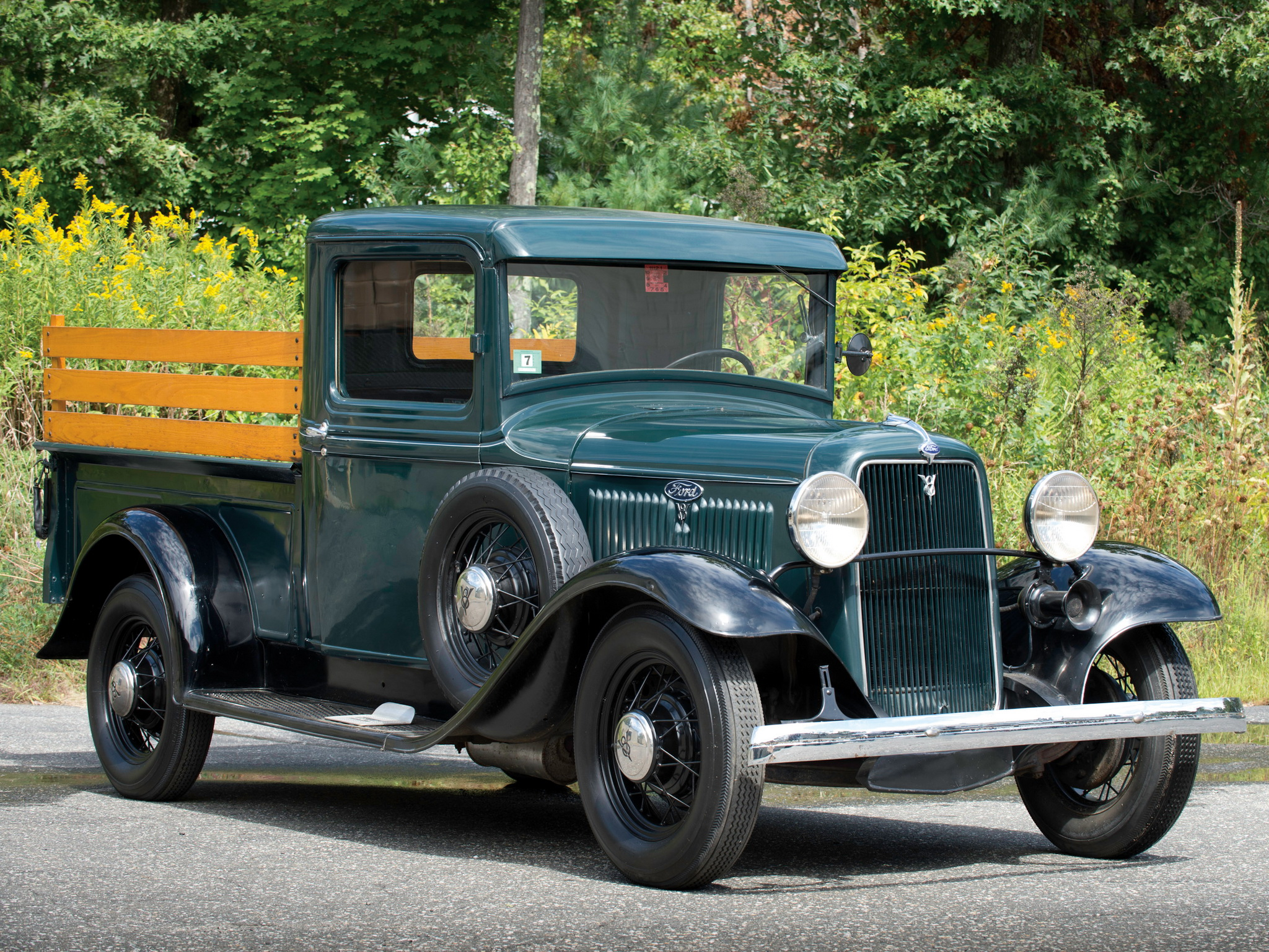 Model T Truck Bed For Sale
