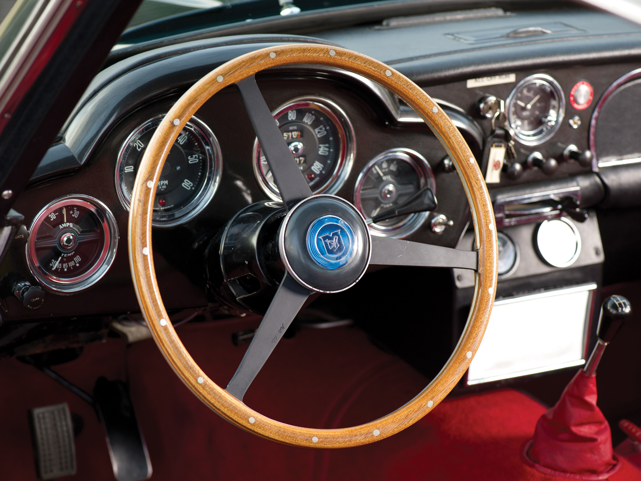 1961 Aston Martin Db4 Lightweight Racer Series Iv Supercar