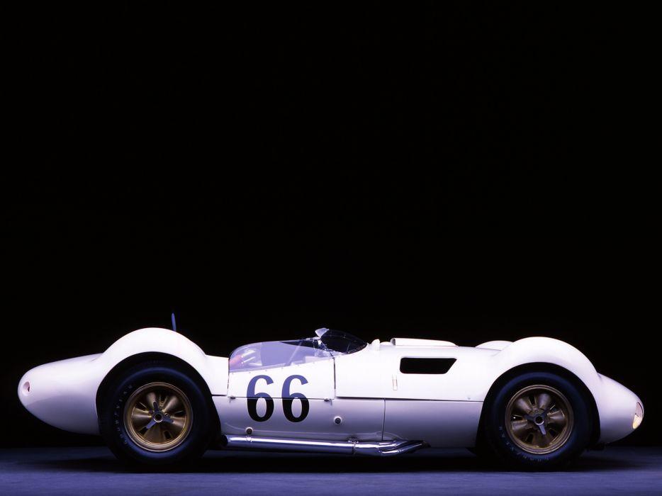 1961 Chaparral 1 supercar race racing classic     g wallpaper