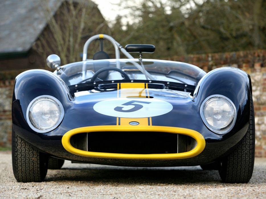 1961 Cooper Climax Type-61 Monaco race racing classic   j wallpaper