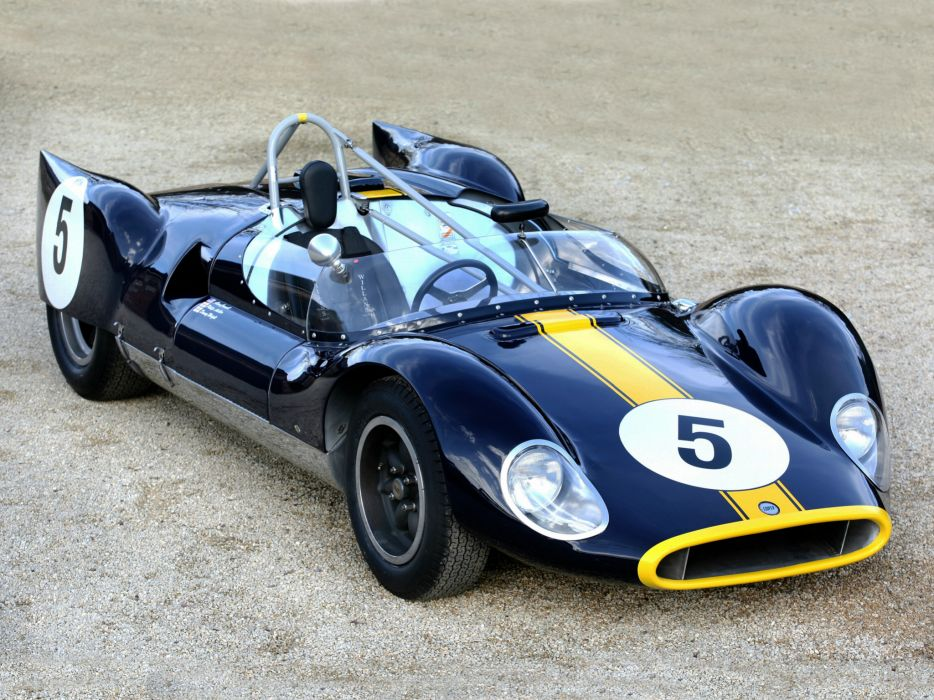1961 Cooper Climax Type-61 Monaco race racing classic  h wallpaper