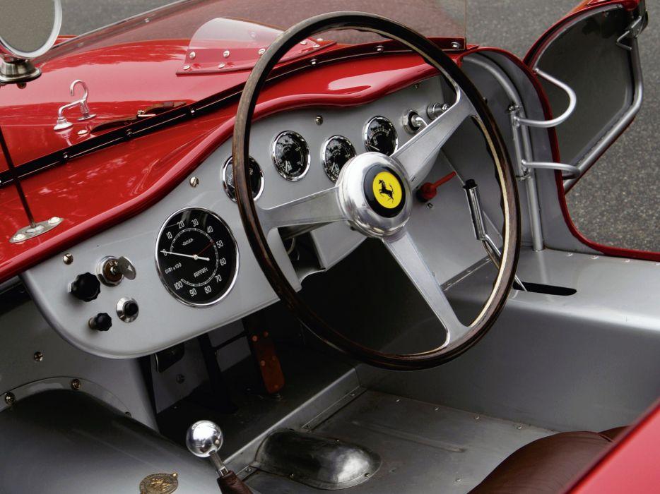 1961 Ferrari 250 TRI61 race racing supercar classic interior   h wallpaper