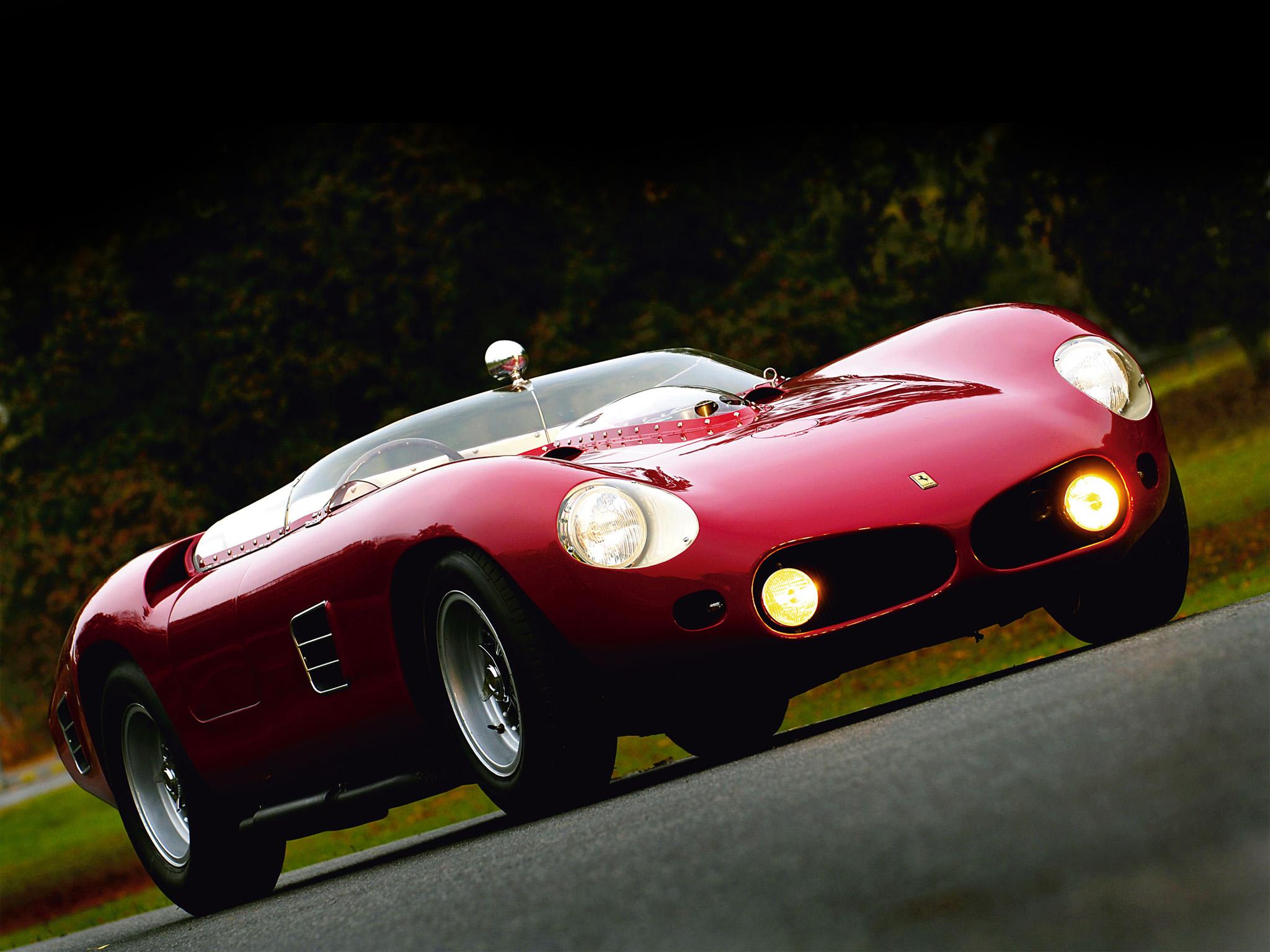 65 best Ferrari 250 Testa Rossa TR61/TR61i &#39-61 images on Pinterest ...