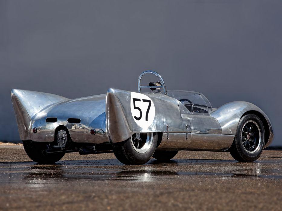 1962 Cooper Buick Type-61 Monaco race racing classic wallpaper