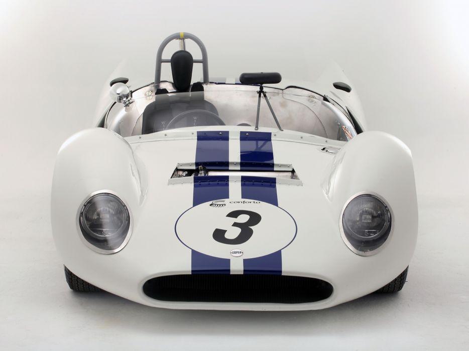 1962 Cooper Climax Type-61 Monaco race racing classic f wallpaper