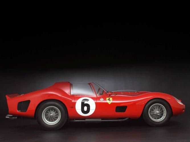 1962 Ferrari 330 TRI-LM TestaRossa race racing supercar classic testa rossa f wallpaper