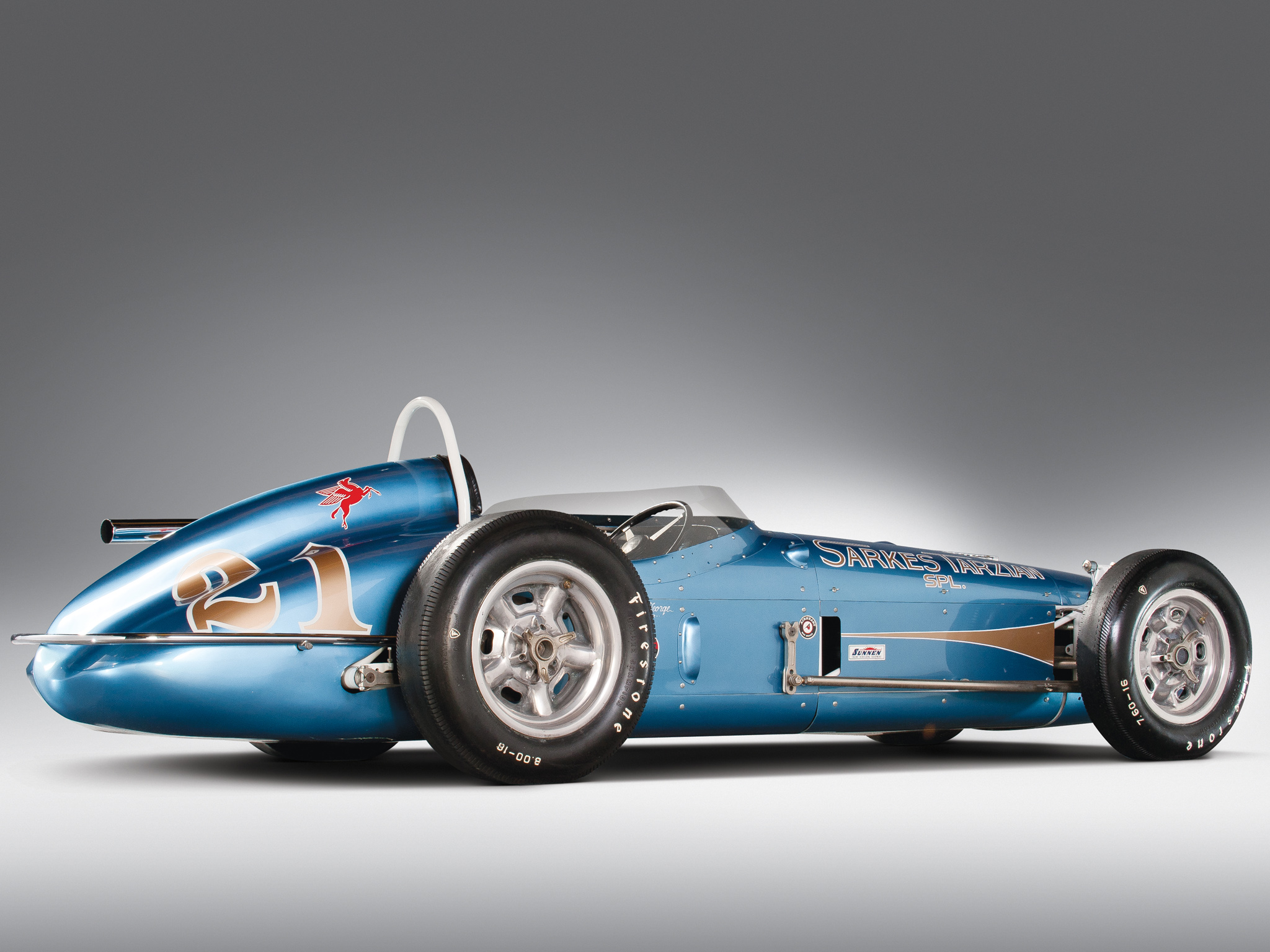 Vintage Indy Cars Indianapolis