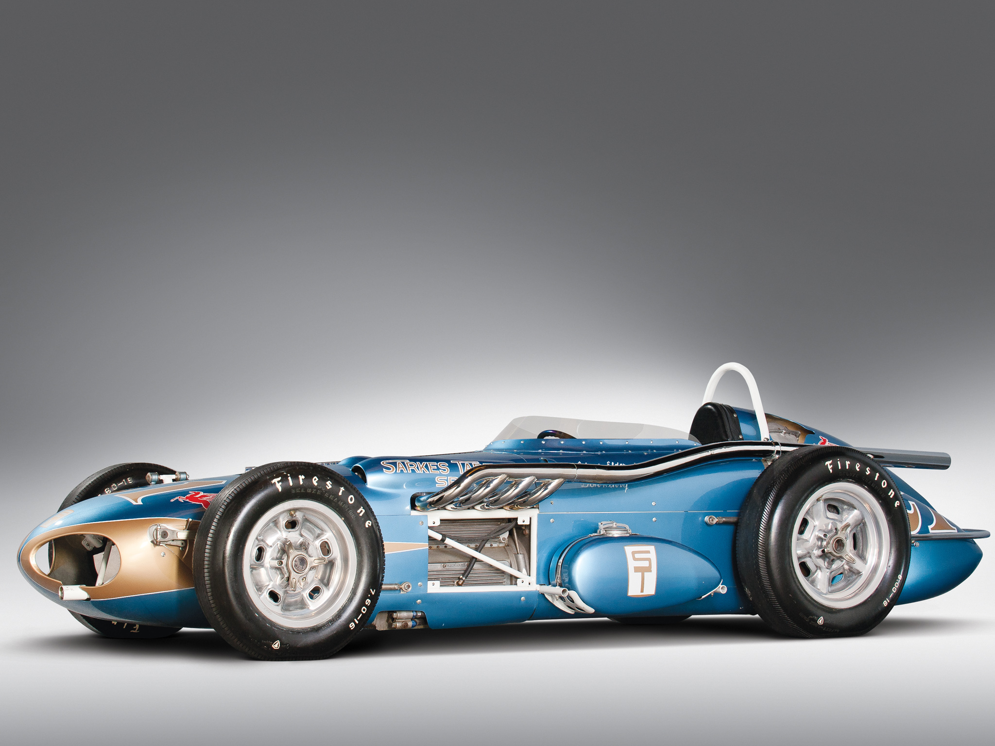 1962 Lesovsky Indianapolis Roadster Indy 500 Race Racing