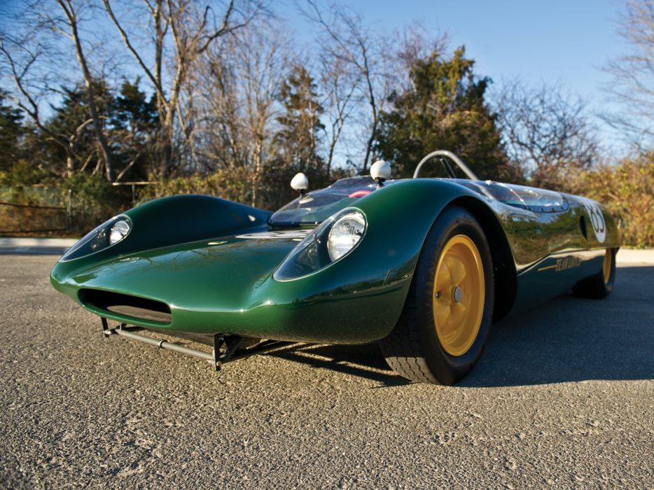 1962 Lotus 23B Sports Racer race racing classic  f wallpaper