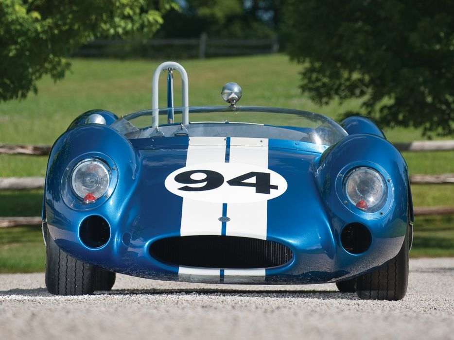 1963 Cooper Ford Type-61 Monaco race racing classic   fs wallpaper